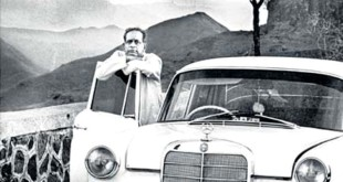 THE MERCEDES CAR WHICH PANDIT BHIMSEN JOSHI OWNED