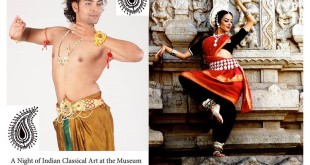 A night of Indian classical art at the museum