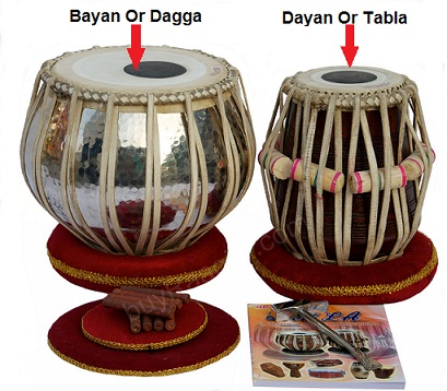 Indian Tabla instrument