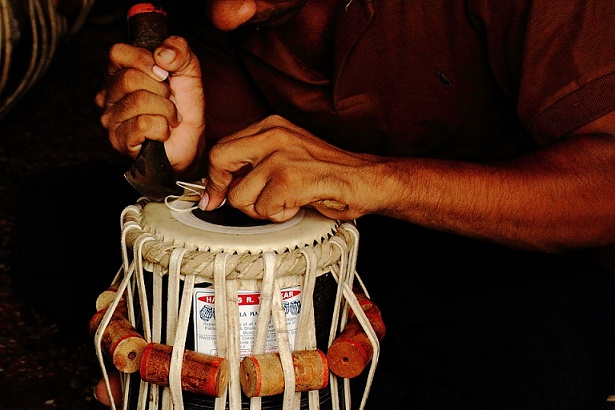 Tabla making