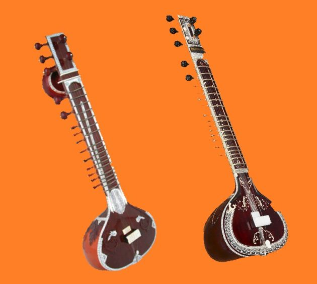 Sitar the Indian Musical String Instrument|Who Invent ...