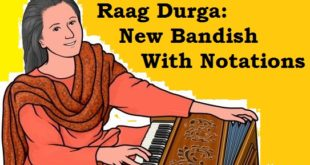 Raag Durga Notations and Bandish